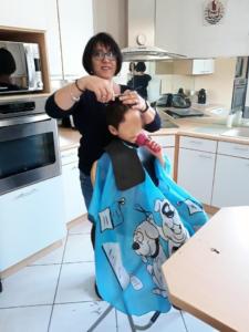 ART-COIF coupe enfant